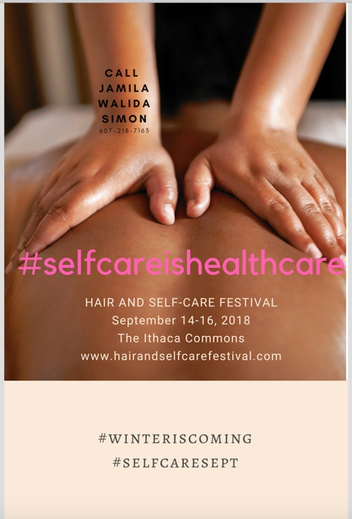 2018 Hair and Self-Care Festival